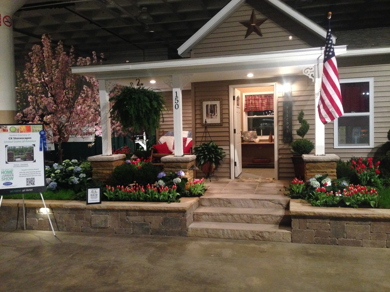 CK Stonescapes LLC Home - Home and garden show ix center