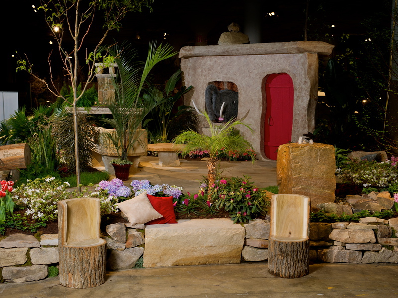 CK Stonescapes LLC Home - Home and garden show cleveland